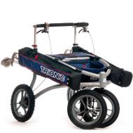 """Veloped Golf - Trionic Golf, Walker Rollator- 14"""" tires- Navy # 11-00-213"""