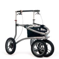 """Veloped Sport - Trionic Nordic, Walker Rollator- 14"""" tires-Black # 11-00-203"""