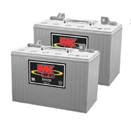 M31 SLD G - Pair,  MK Sealed Heavy Duty Gel Battery (MK Original)