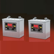 M22NF SLD G - Pair,  MK Sealed Heavy Duty Gel Battery (MK Original)