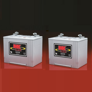 M24 SLD G - Pair,  MK Sealed Heavy Duty Gel Battery (MK Original)