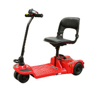 Shoprider Scooter - Echo Folding Mobility Scooter, FS777 red