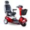 Enduro XL3+ 777XLSBN Heavy Duty 3 -Wheel Electric Mobility Scooter