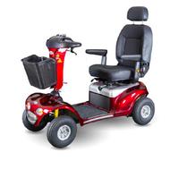 Shoprider - Enduro XL4+ 889XLSBN Heavy Duty 4-Wheel Electric Mobility Scooter
