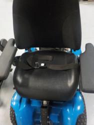 X8 4X4 Extreme All-Terrain Electric Power Wheelchair Blue Demo Model 1