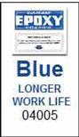 Hardman Double Bubble Blue-Label Long Work Life Epoxy Packets (#04005)