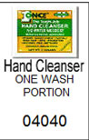 Hardman Double Bubble Yellow-Green-Label Tough Job Cleaner and Epoxy Remover Packets (#04040)