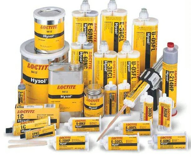 Loctite Hysol line of Professional and Do-It-Yourself Adhesives