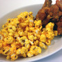 hot wings gourmet popcorn