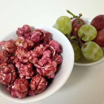 grape gourmet popcorn