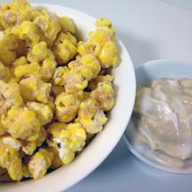 banana pudding gourmet popcorn
