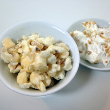 coconut cream pie gourmet popcorn
