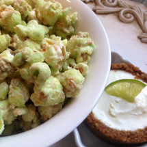 Key Lime Pie Gourmet Popcorm
