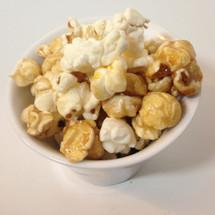 white gold gourmet popcorn