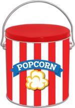 1 Gallon Classic Popcorn Tin