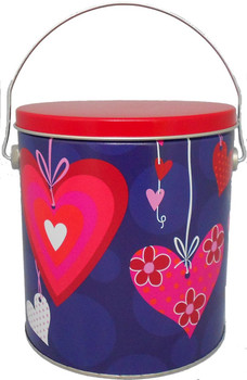 1 Gallon Heartstrings Tin