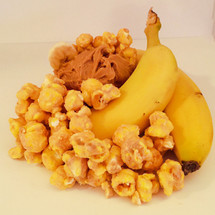 The Elvis ( peanutbutter and banana ) Gourmet Popcorn