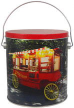 1 Gallon Old Tyme Popcorn Tin