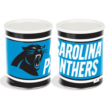 Carolina Panthers 1 Gallon Popcorn Tin