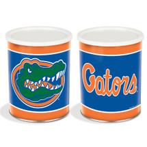 University of Florida Gators 1 Gallon Popcorn Tin