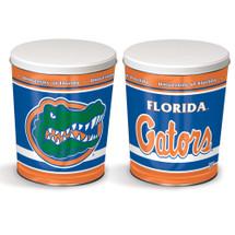 University of Florida Gators 3 Gallon popcorn Tin