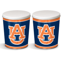 Auburn University 3 Gallon Tin