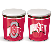 Ohio State 3 Gallon Popcorn Tin