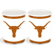 University of Texas 1 Gallon Popcorn Tin