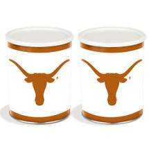 University of Texas 1 Gallon Popcorn Tin