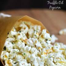 White Truffle Gourmet Popcorn