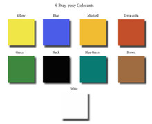 Bray-Poxy Individual Color Packet