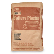Plaster, #1 Pottery