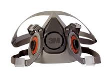 3M Respirator 6000 series (Medium)