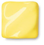 HF-161 Bright Yellow (cone 5/6) Glaze Pint