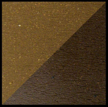 ABF Oxidation Stoneware, left: cone 6 oxidation, right: cone 6 reduction