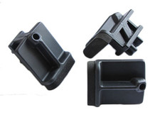 Black Basic Sliders For Giffin Grip (Set of 3)