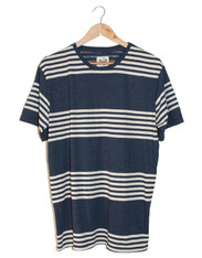 Stripes Navy T-Shirt
