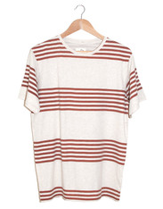 Rust Stripe T-Shirt