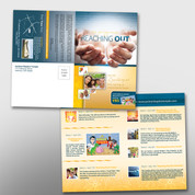 """Reaching Out"" Brochure #14046"