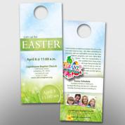 Easter Door Hanger (small) #14120