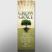"""Grow in Grace"" Banner #14032"