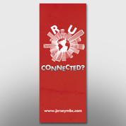 """R U Connected"" Banner #14162"
