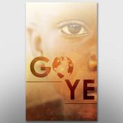 """Go Ye"" Missions Conference Banner Set #14171"