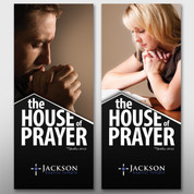"""The House of Prayer"" Theme Banner Set #14220"