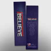 """iBelive"" Bookmark #14191"
