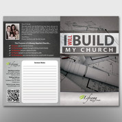 """I Will Build My Church"" Bulletin #14118"