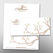 Letterhead & Envelopes #14210