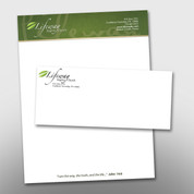Letterhead & Envelopes #14237