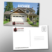 """Everybody Needs A Home"" 4 x 6 Postcard #14177"