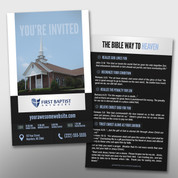 """You're Invited"" Invite Card #14001"